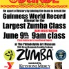 Event: Break Guinnes World Record For Largest Zumba Class