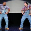 LMAO: Will Smith And Jimmy Fallons' 'Evolution Of Hip Hop Dancing""