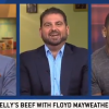 News: Nelly Throws Shots At Floyd Mayweather On ESPN