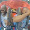 Funny Shit: DMX Freaks Out While on A Roller Coaster