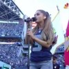 Performance: Ariana Grande Kills National Anthem At Thursday Night Football Opening