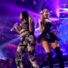 Performance: Nicki Minaj Brings Out Ariana Grande During iHeartRadio Fest