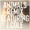 New Music: Maroon 5 Ft. J Cole- Animals (Remix)