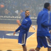 LMAO: Drake Shoots Air Ball During Kentucky Warmup