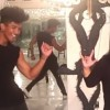 Watch: Deaf Mother & Her Son (Mark Villaver) Kill Choreo To Usher