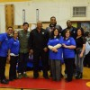 Mina SayWhat Hosts Philadelphia 76ers Youth Basketball League Tip Off!