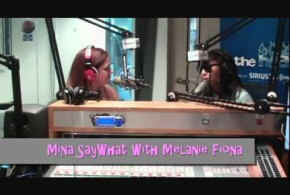 "Mina SayWhat-Melanie Fiona Talks New ""The MF Life"""