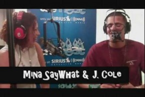Interview: Mina SayWhat with J.Cole