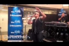 "Performance: Sean Paul ""Got 2 Luv Ya"" LIVE @SiriusXm The Heat"