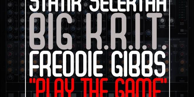Statik Selektah play the game cover art
