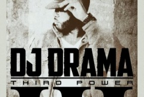 DJ Drama Third Power Cover Art