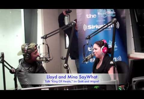 Interview: Mina SayWhat & Lloyd Talk New Album, Irv Gotti and Miguel