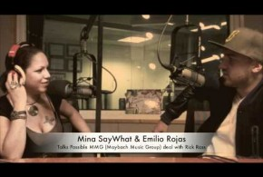 MinaSayWhat.com Exclusive – Emilio Rojas On MMG Deal & Freestyle