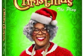 Tyler Perrys A Madea Christmas cover