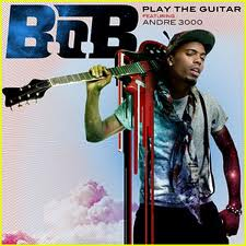 bob play the guitar cover art