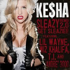 Kesha Sleazy Covert Art