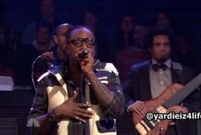 Video: Wale/Miguel Perform Lotus Flower Bomb LIVE On Jimmy Fallon