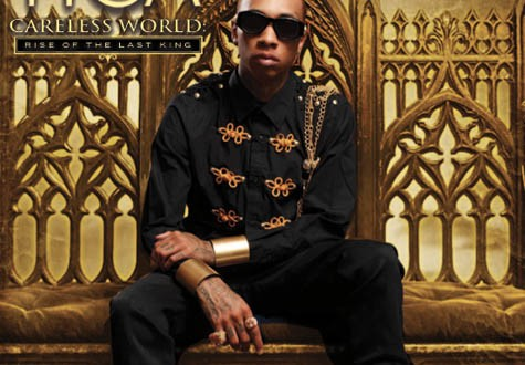 tyga careless world cover art