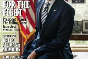 Barack On Rolling Stone