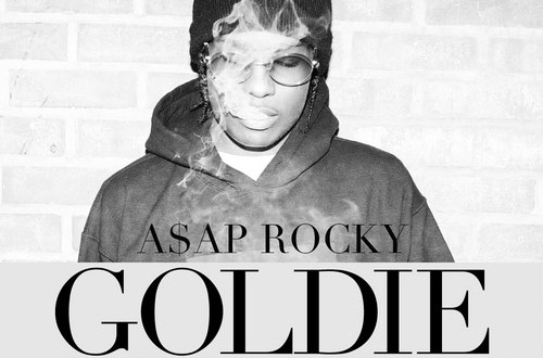 Music Vid: A$AP Rocky &#8211; Goldie