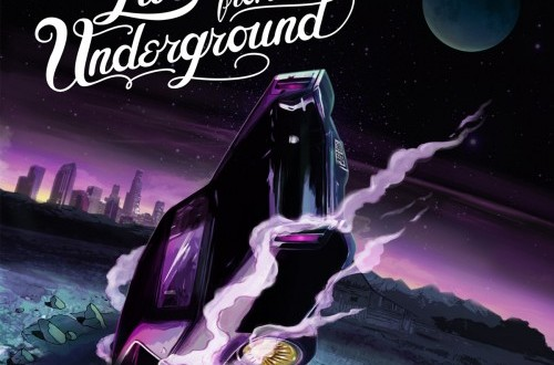 big krit live from underground album art