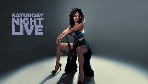 Performance: Rihanna On SNL