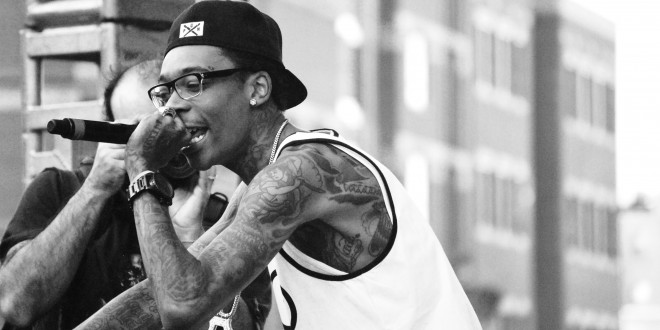 Music Vid: Wiz Khalifa – Work Hard, Play Hard