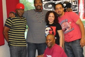 Rodney King With Power 99 Morning Show