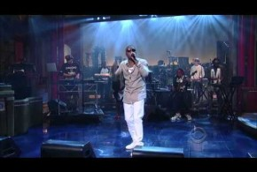 "Performance: Nas Performs ""Daughters"" On Letterman"