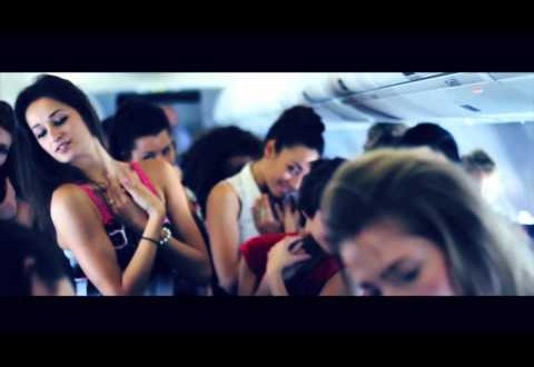 "Video: Dancers For Kanye West's ""Runaway"" Perform On Plane"
