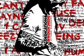 Lil Wayne Dedication4 Mixtape Cover
