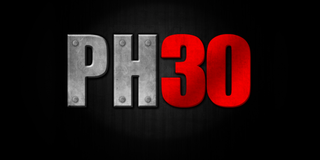 Power House 30 Logo