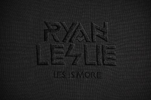 "News: Ryan Leslie Drops ""Les Is More"" Album Cover Art"