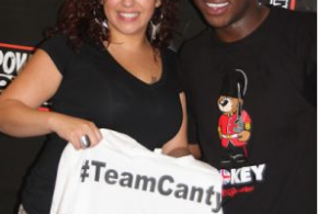 Mina SayWhat & Marcus Canty