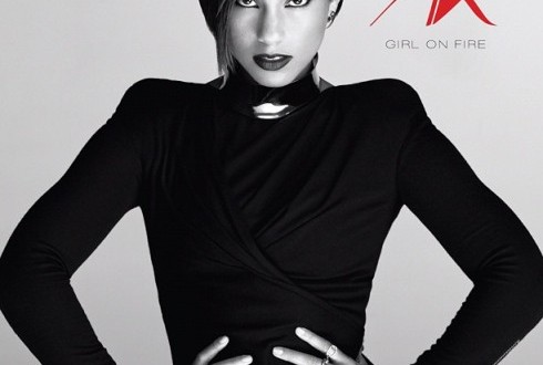"News: Alicia Keys Drops ""Girl On Fire"" Tracklist"