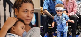 Video: Alicia Keys Says Egypt Gave Blue Ivy A Kiss