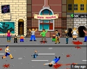 "The Boston Marathon: Terror on the Streets"" Game"