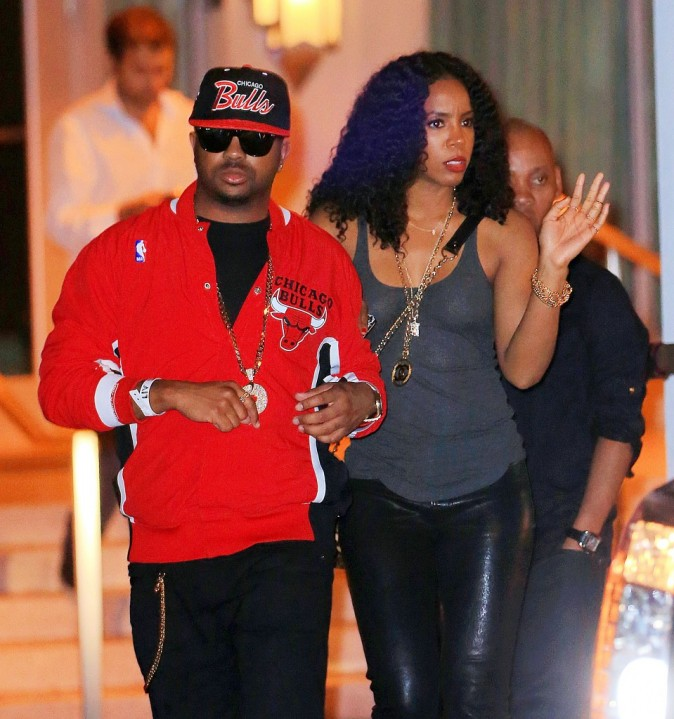 The Dream and Kelly Rowland
