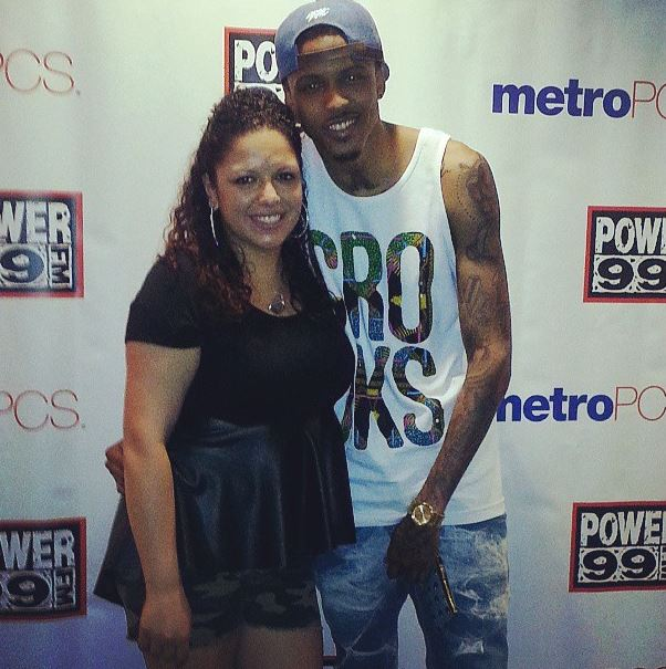 Mina SayWhat and August Alsina