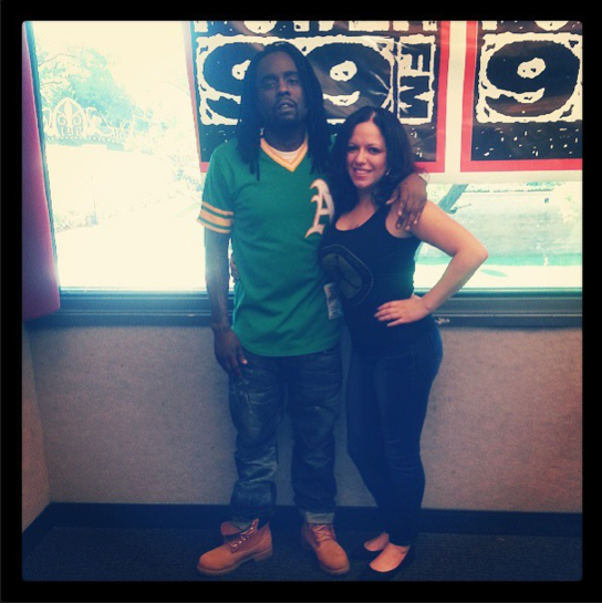 Mina SayWhat and Wale