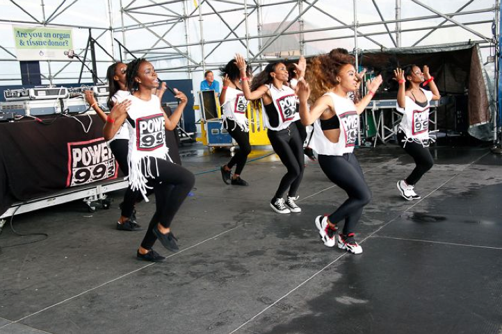 power 99 dance team