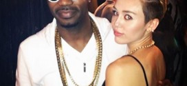 LMAO: Miley Cyrus Twerks At Juicy J Concert