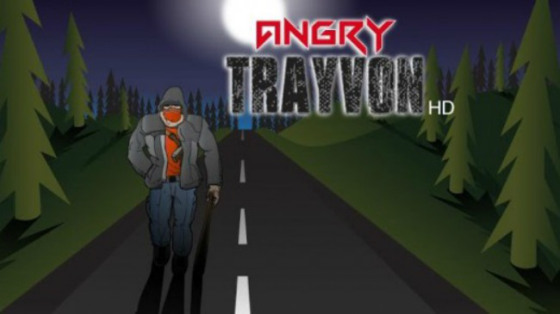 angry trayvon app