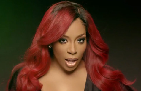 K Michelle Hairstyles 2013 michelle red hair Quotes