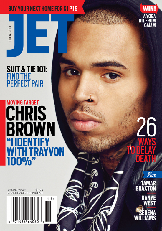 Chris Brown Jet Mag