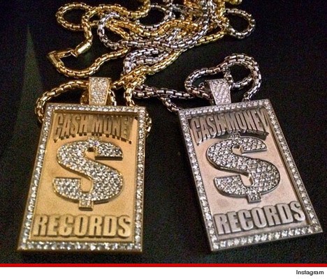 The Game Buys Chains