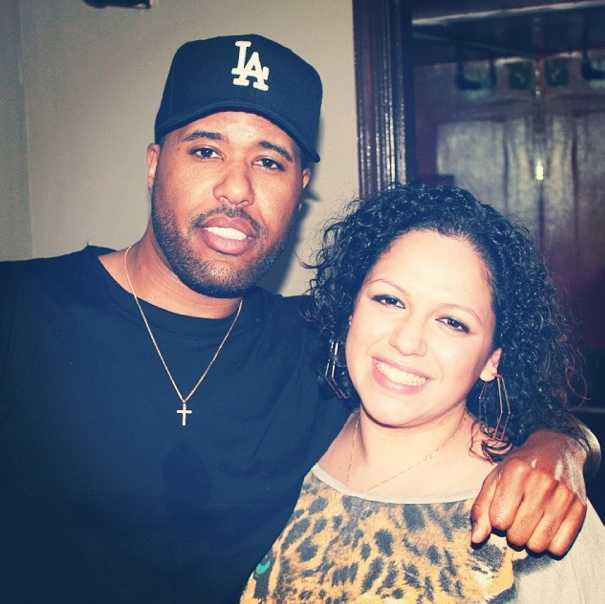 Dom Kennedy and Mina SayWhat