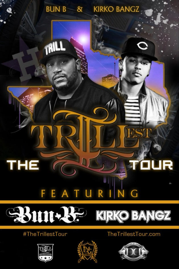 the trillest tour