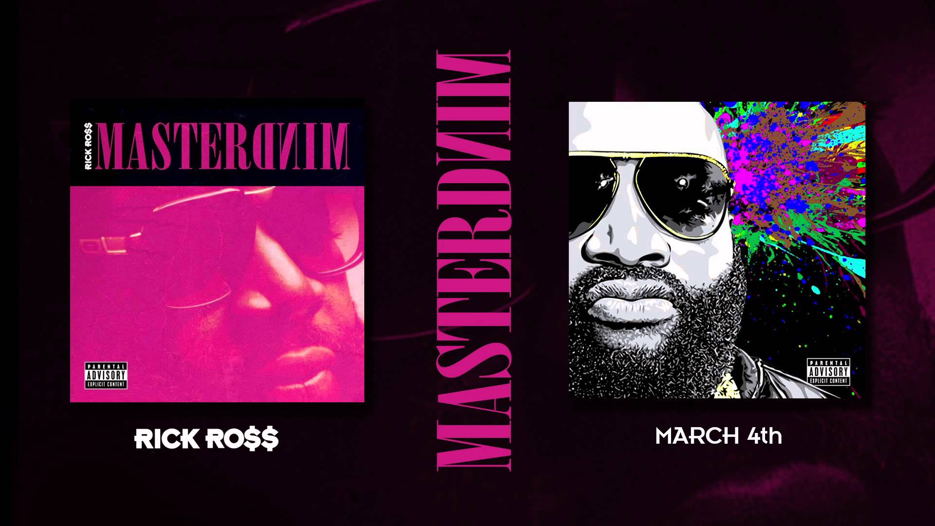 News: Rick Ross Reveals Huge Features On 'Mastermind' Tracklist