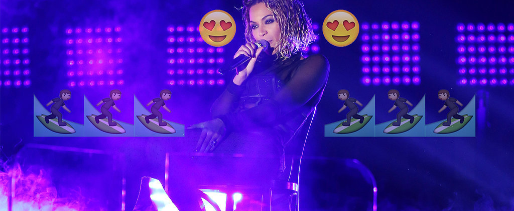 Beyonce Emoji Drunk In Love